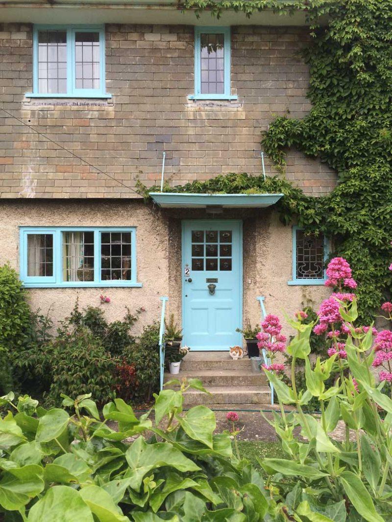 Garden and Door Stalking
