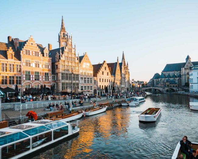 Five Days in Ghent