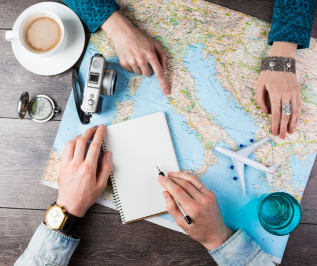 FREE Trip Planning Course
